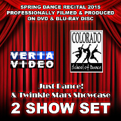 CSD Recital 2015 - 2 Show Set
