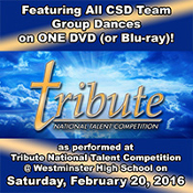 CSD Teams @ Tribute National Talent Competition