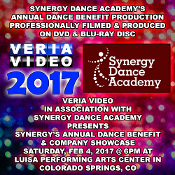 Synergy Dance Academy Company Showcase Benefit 2017