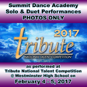 Summit Dance Academy @ Tribute National Talent Competition