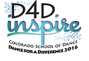 Colorado School of Dance presents Dance for a Difference 2016