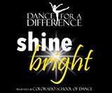 Colorado School of Dance presents Dance for a Difference 2018